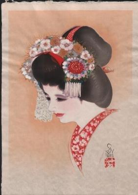 Iwata Sentaro: Maiko