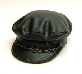 1950s Custom Motorcycle Helmet Hat