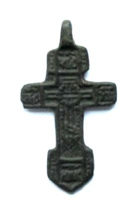 Russian Cross, 15-16th C