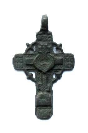 Russian Cross, 14-15th C