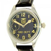 Pre WW2 USA Military ORD DEPT Oversized Watch, 1930s