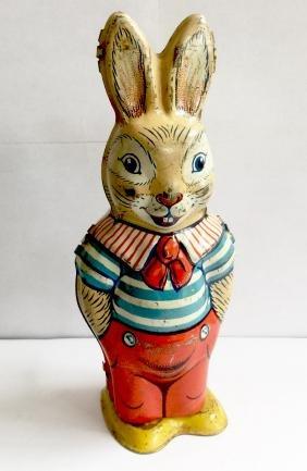 Bunny Rabbit Wind Up Toy