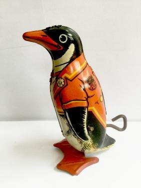 Penguin Wind Up Toy