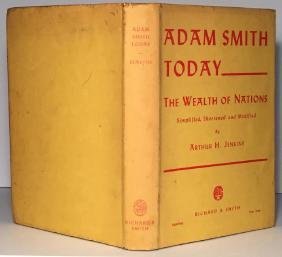 Today: The Wealth Of Nations by Adam Smith