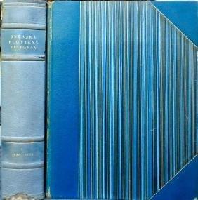Svenska Flottans Historia 3 Vols 1500-1900's
