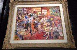 Valery Tsarikovsky: Manhattan Cafe