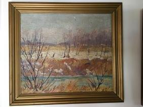 Samuel Peters Ziegler: Landscape