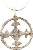 Ancient European Crusader's Cross 1096-1291 AD