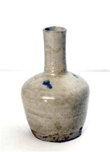 Chinese Small Crackle Glaze Vase, Ming Period