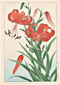 Hodo Nishimura: Tiger Lilies