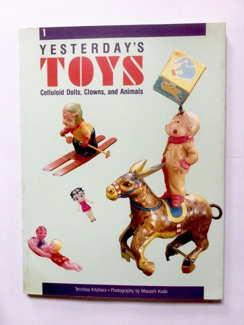 """Yesterday's Toys"" Celluloid Dolls, Clowns & Animals"