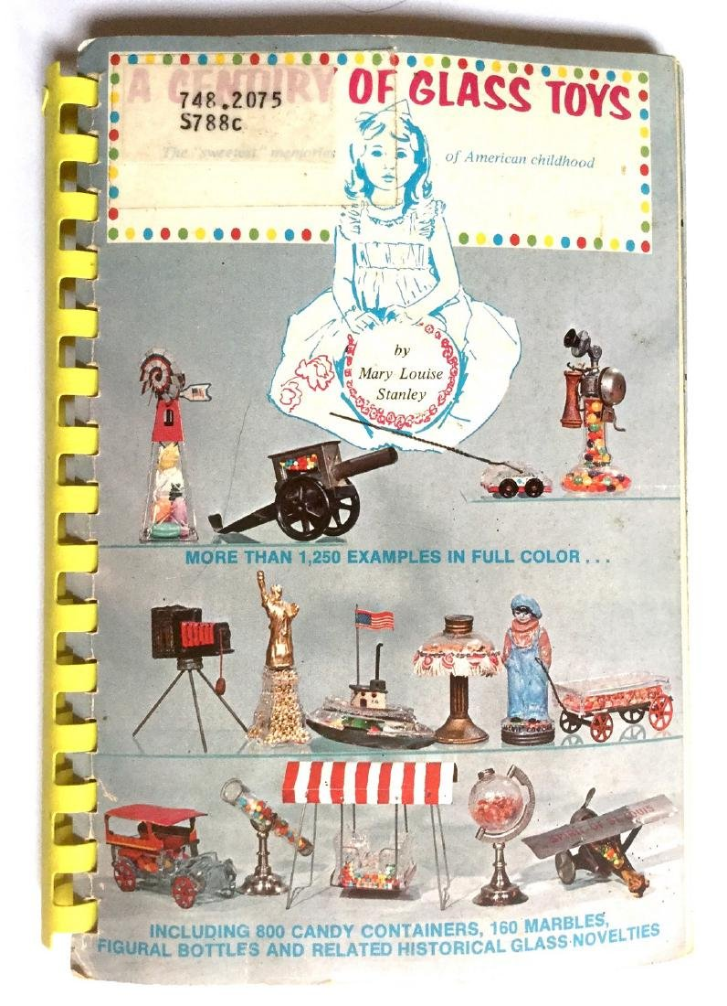 """""""A Century of Glass Toys"""" by Mary Louise Stanley"""