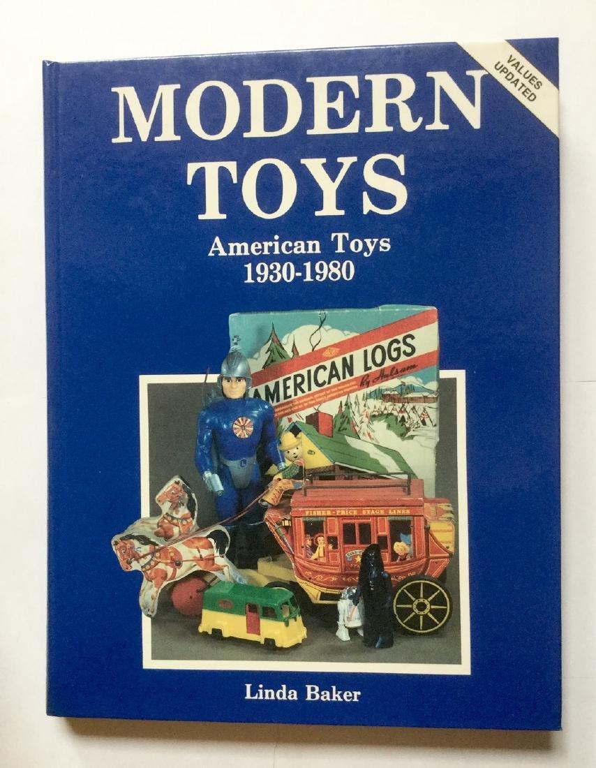 """Modern Toys"" American Toys 1930 - 1980 by Linda Baker"