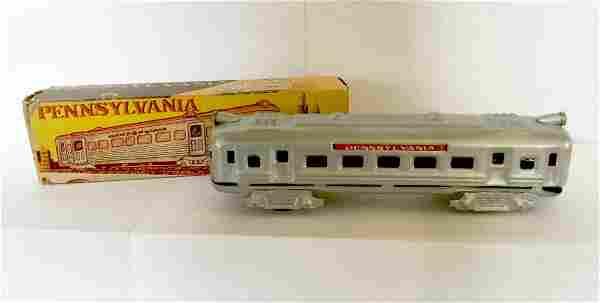 PENNSYLVANIA Tin Friction Toy Train