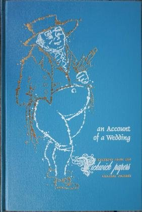 An Account Of A Wedding: Pickwick Papers By C. Dickens