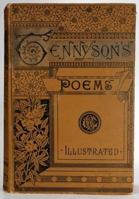 Tennyson's Poems Illustrated 1892
