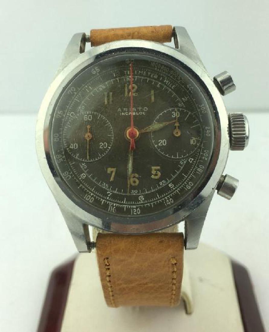 ARISTO | Incabloc Chronograph Watch