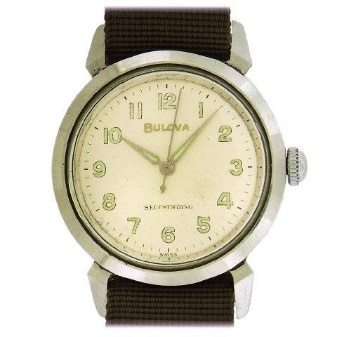 BULOVA | Military Automatic Luminous Watch