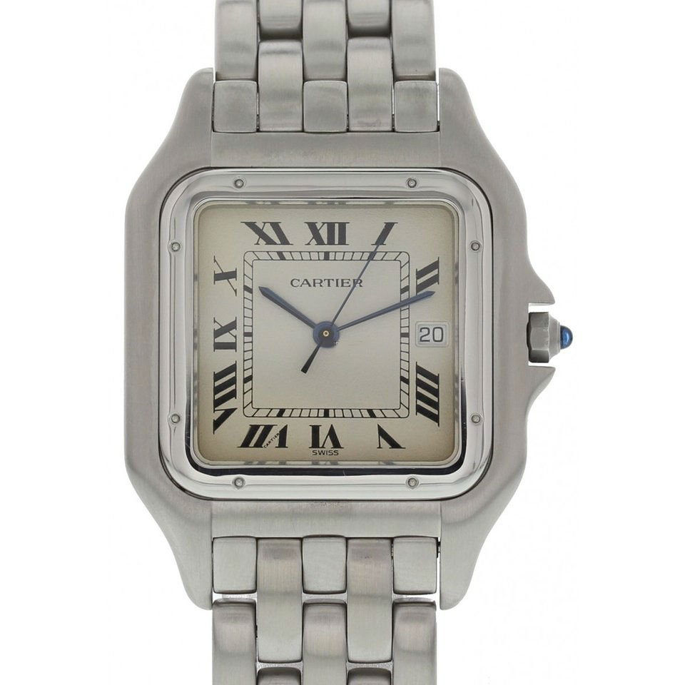 CARTIER | Panthere Stainless Steel | 1995