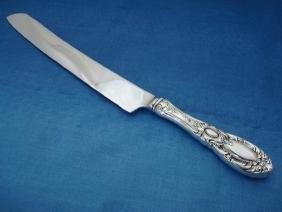 Towle King Richard Sterling Silver Wedding Cake Knife