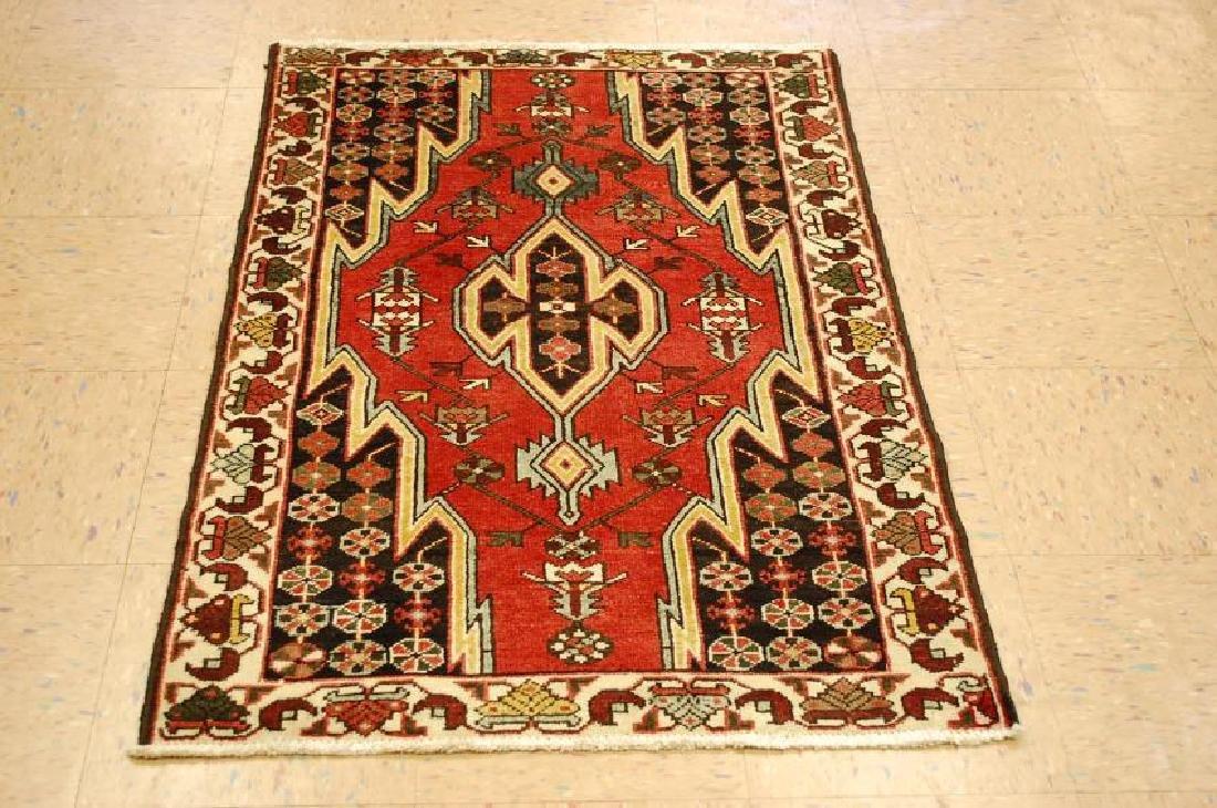 Antique Persian Malayer Rug 2.6x4.2