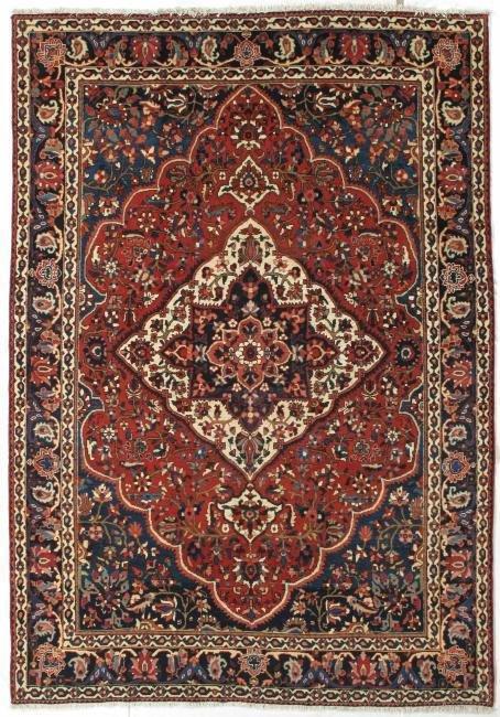 Bakhtiar Rug 6.7x10