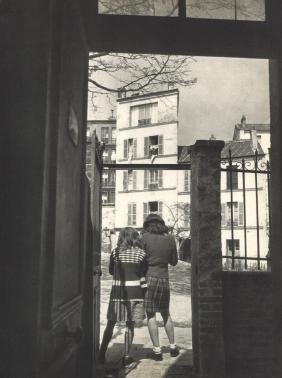 WILLY RONIS - Rue du Transvaal