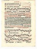1567 Catholic Hymnal Leaf Music