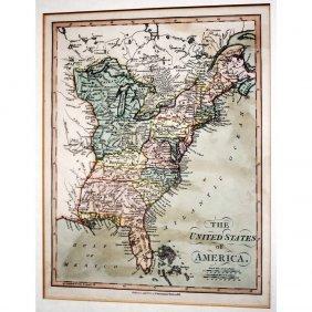 The United States of America. 1829, W. Darton, London