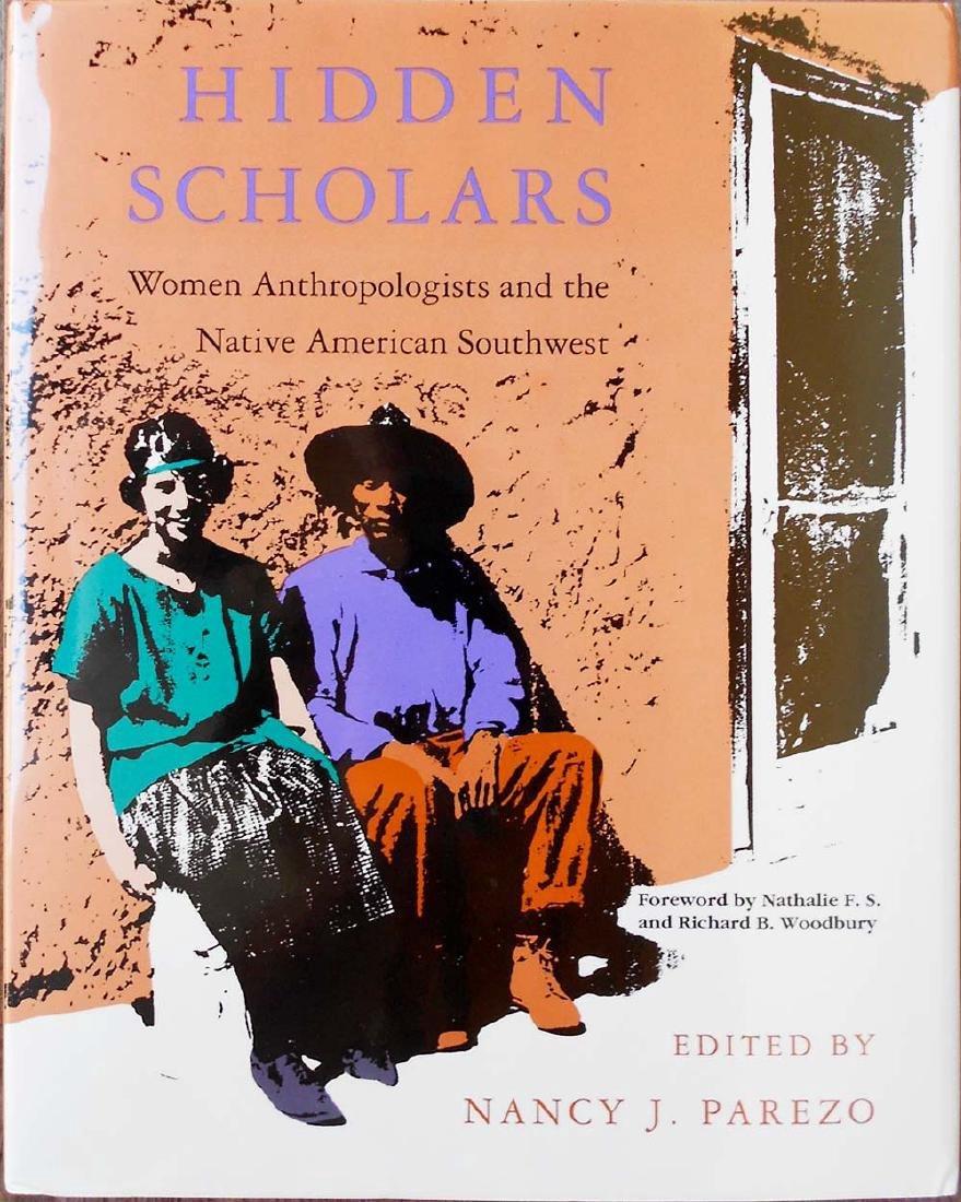 Hidden Scholars by Nancy J Parezo 1993