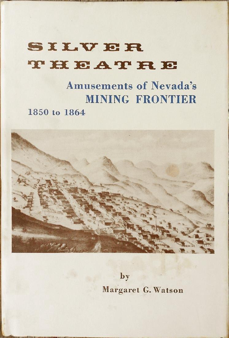 Silver Theatre by Margaret G Watson