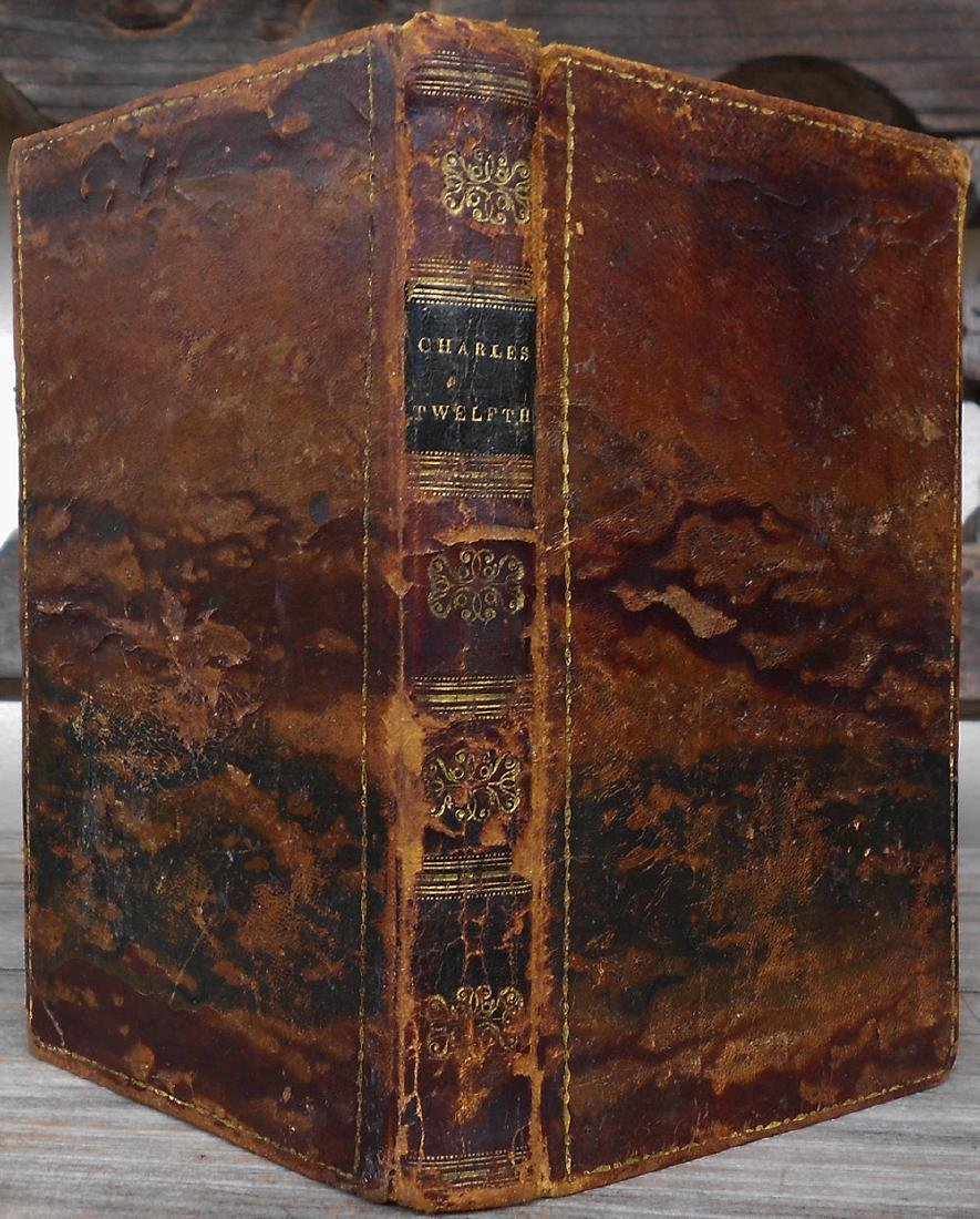 The History of Charles the Twelfth King of Sweden 1828