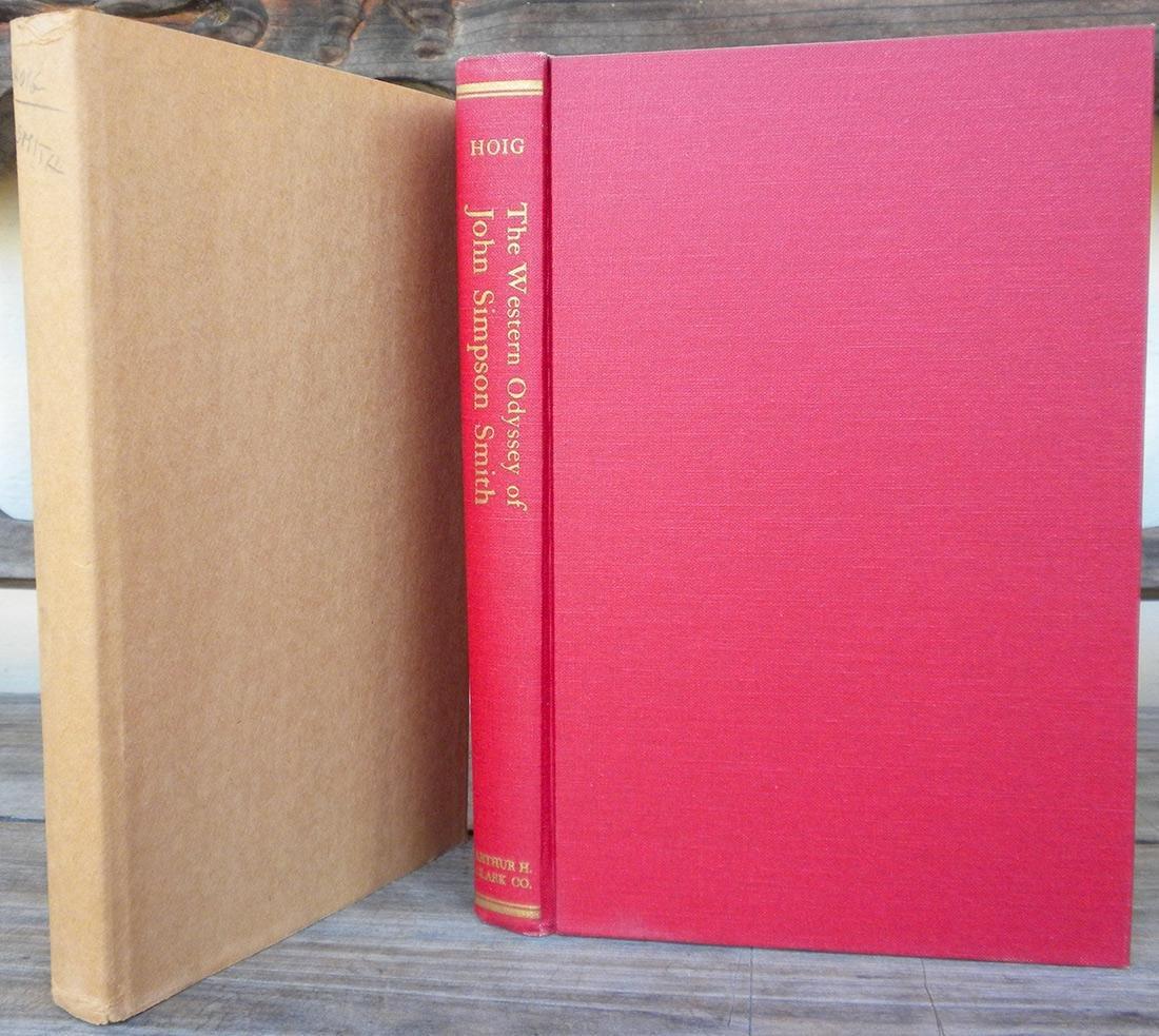 The Western Odyssey of John Simpson Smith 1974