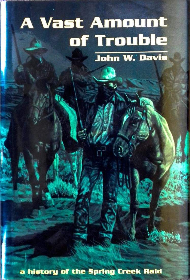 A Vast Amount of Trouble by John W Davis 1993