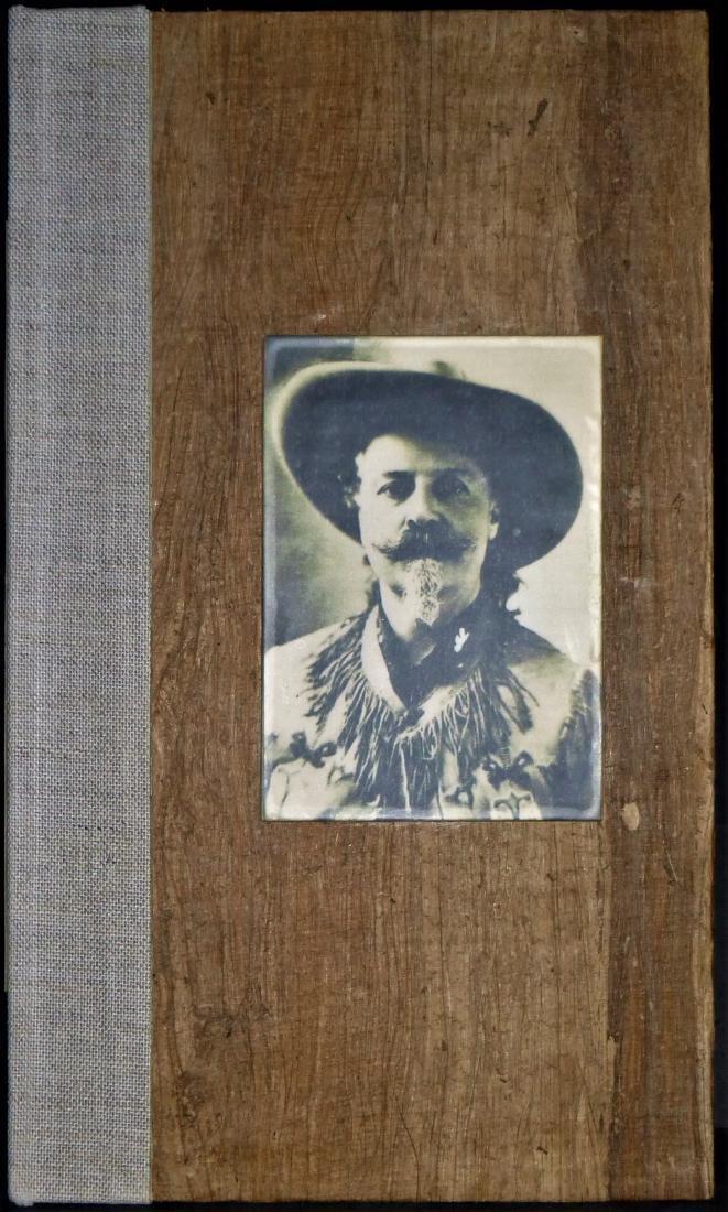 TE Ranch Signed Buffalo Bill Cody 1916