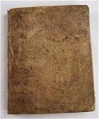 1709 Commonplace Book of Thomas Kirkham