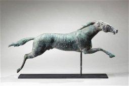 J. W. Fiske Ironworks, Horse Weathervane