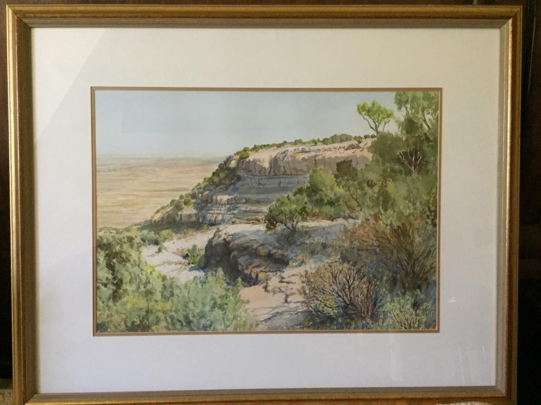 Jim Jones: West Texas Landscape