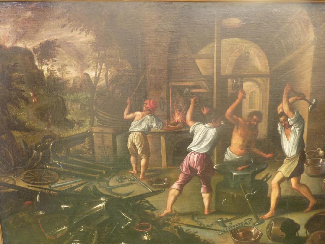 Paolo Fiammingo: Oil On Canvas
