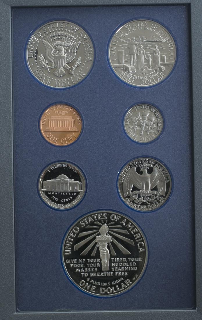 Liberty Prestige Set-7 Coins