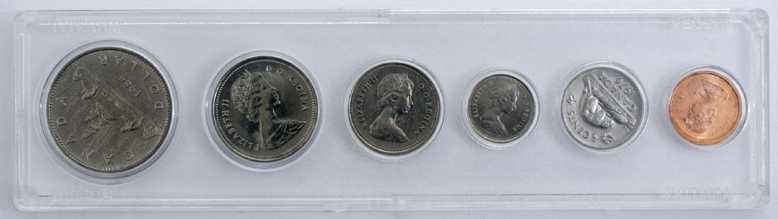 Canada Set-6 Coins