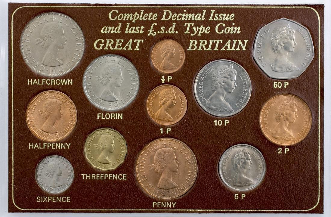 Great Britian Set