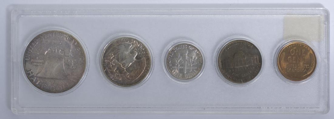 1958 Coin Set