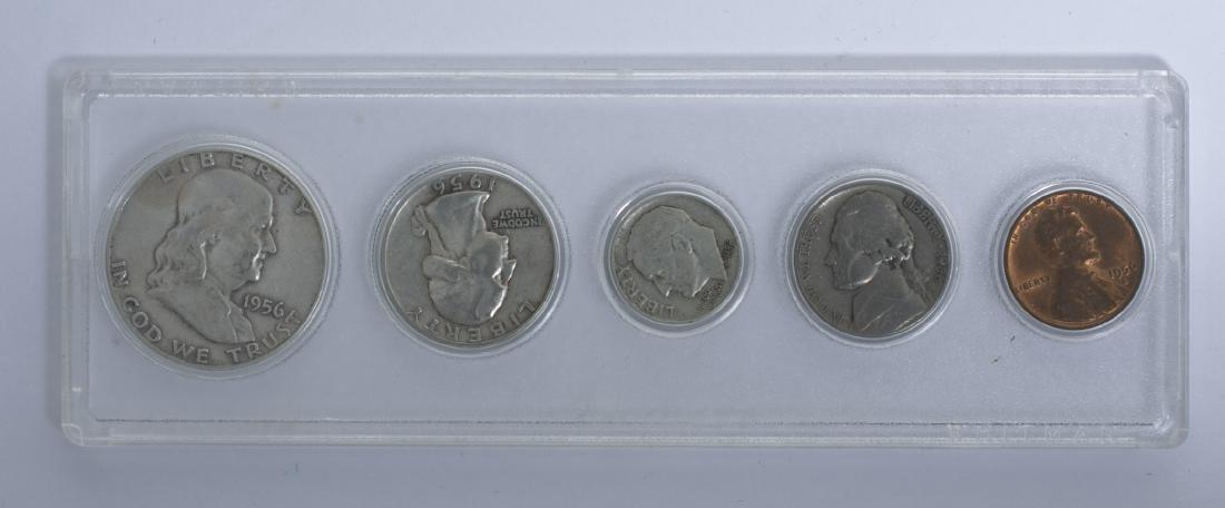 1956 Coin Set
