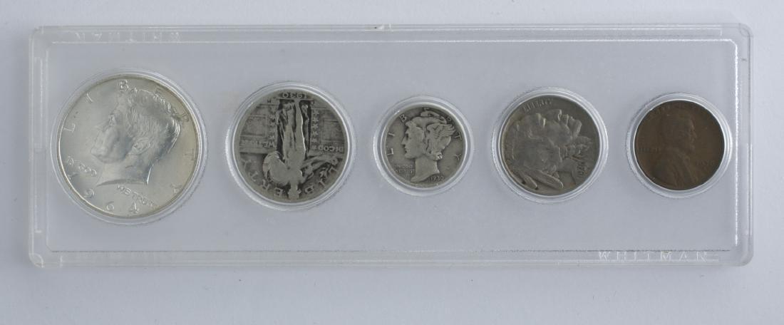 1930 Coin Set