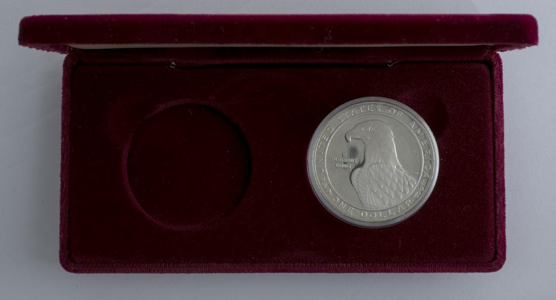 1983 Olympic Coin