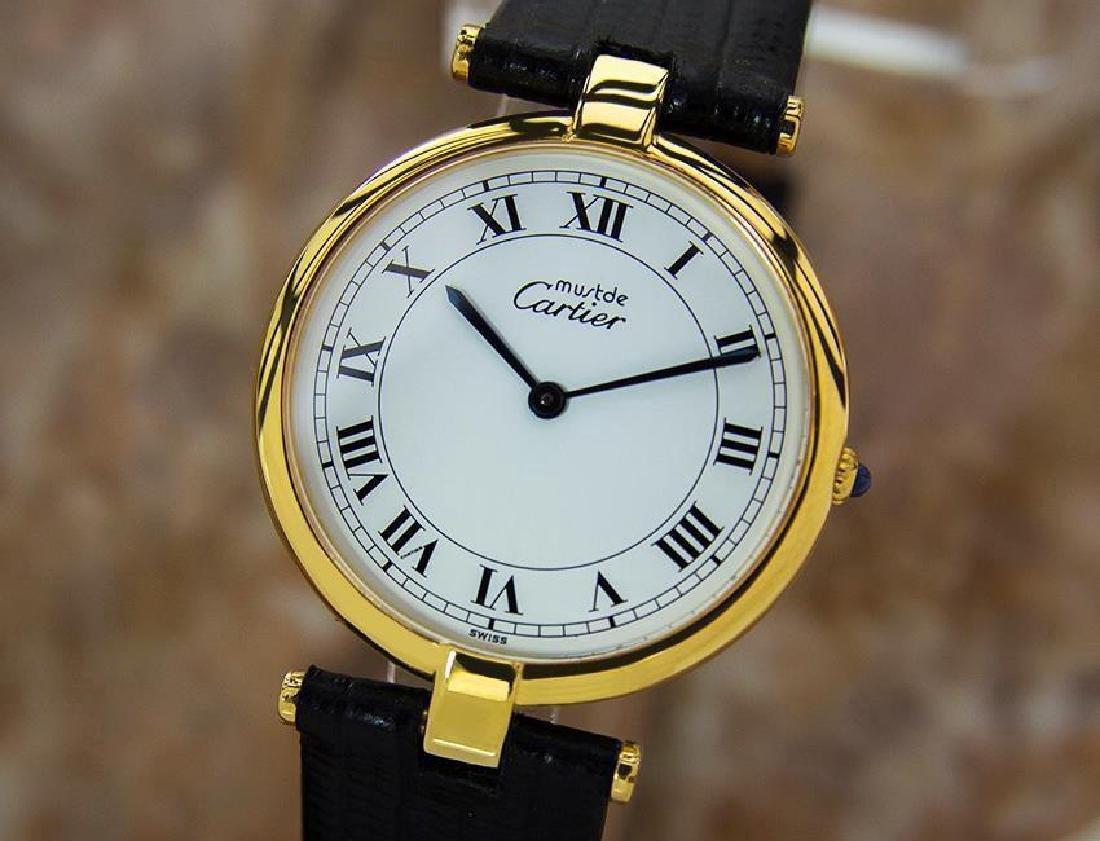 CARTIER   Must De Cartier   2000s