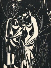PICASSO – Helene chez Archimede, 1931