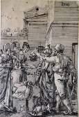 Albrecht Dürer: The Beheading of Saint John the Baptist
