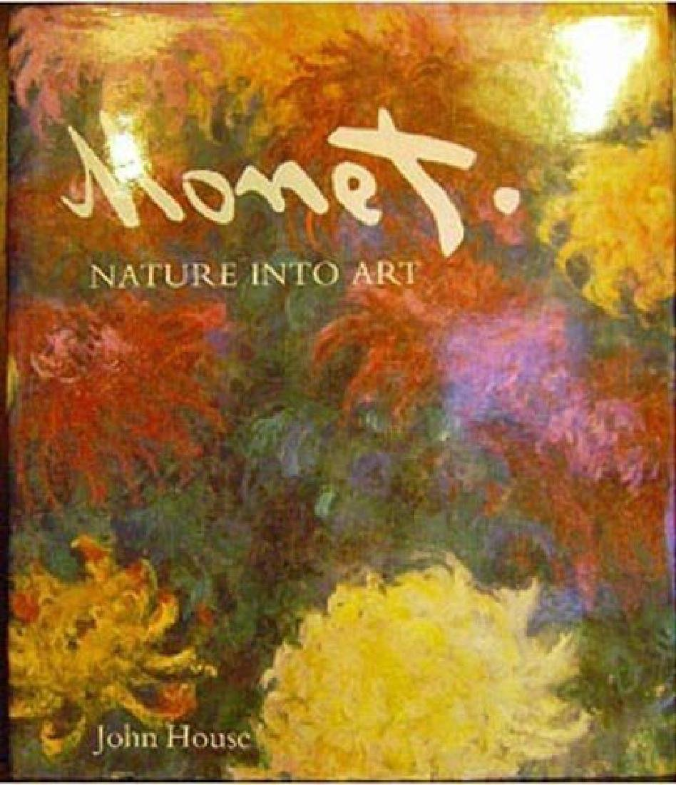 Monet: Nature into Art Hardcover 1986